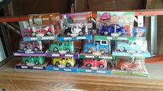 Lot 2 of 11 Chevron Cars