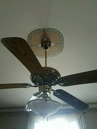 Ceiling fan by Hunter Closter, 07624