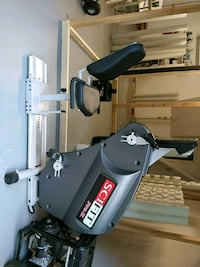 gray and black Voit treadmill Kennesaw, 30152