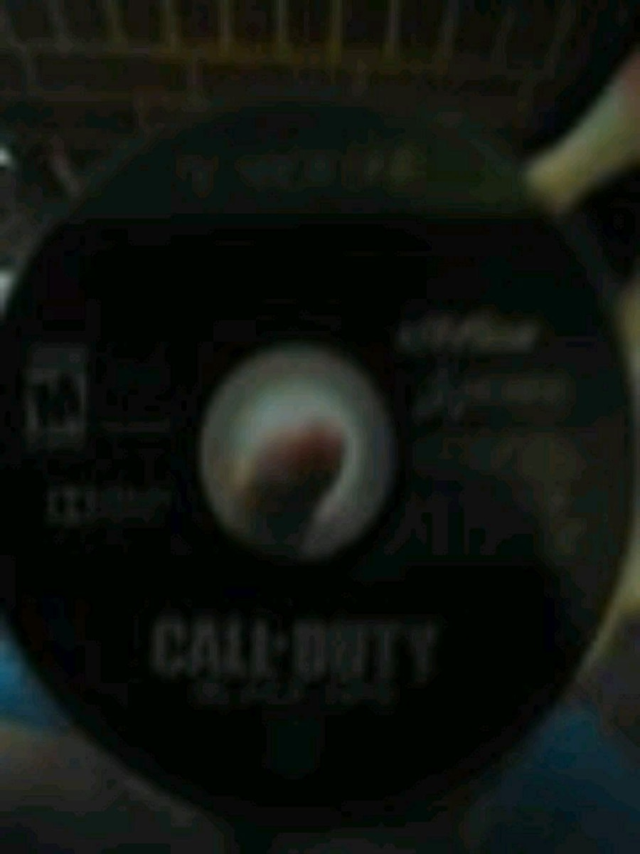 Photo Black ops 4 game disc
