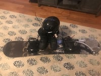 Snowboard plus gear Rixeyville, 22737