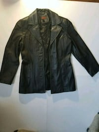 Womens Danier Geniune Leather Jacket Edmonton, T5T 3N7