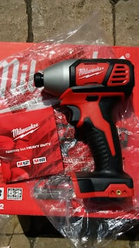 NEW M18 18-Volt Lithium-Ion Cordless 1/4 in. Hex Impact Driver Angus