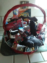 Cars baby basket, For a toddler