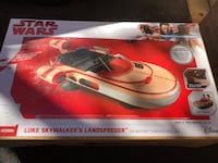 Luke Skywalker's Landspeeder 12V (never used) Rockville, 20852