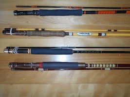 Fly fishing rods only 45$ each