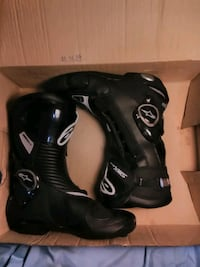 Alpinestar SMX plus motorcycle boots Vancouver, V5W 1E6