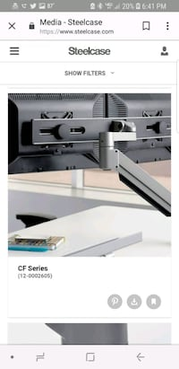 Name a price!!!! Double monitor arm Alexandria, 22304