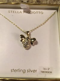 silver chain necklace with pendant Virginia Beach, 23462