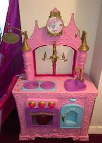 Princess toy kitchen  Washington, 20009