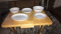 Vintage American Airlines Dishes Austin, 78748