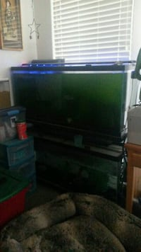 Double 55 fish tank Norco, 92860