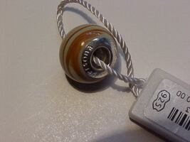 Nice New Italian Persona Sterling Silver Bead Charm