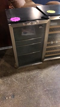 Brand new free standing Danby wine cooler with lock and warranty Pineville, 28134
