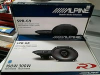 Alpine type R 2 set 150$ takes all Manchester, 06040