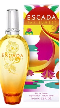 BRAND NEW ORIGINAL ESCADA TAJ SUNSET PERFUME Toronto, M6E 2V1