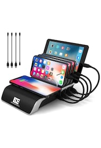 Charging Station for Multiple Devices - In Box Brand New Not Opened Whitchurch-Stouffville, L4A