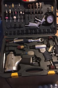 Master craft air tool kit  Mississauga, L5G 1L7