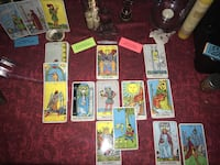 Full Moon Lunar Eclipse Tarot Reading Los Angeles, 90028