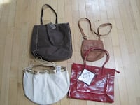 4 Purses Hand Totes $20 For ALL!   Bettendorf