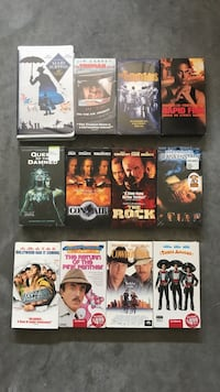VHS Movies - $2 for each  Bristol, 37618