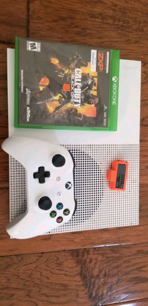 Used Xbox One S 1tb With Black Ops 4 For Sale In Los Angeles Letgo