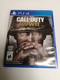 Call of Duty WW2 - PS4 - 05573