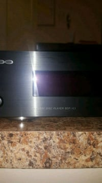 black and gray Sony DVD player Alexandria, 22307