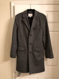 Goodfellow Men's Long Peacoat Washington