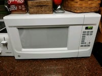white and gray microwave oven 23 mi