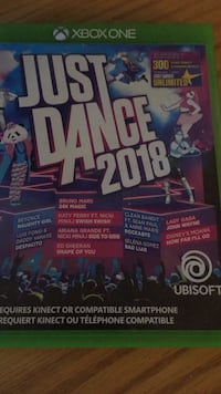 Just dance 2018 Airdrie, T4B 0K7
