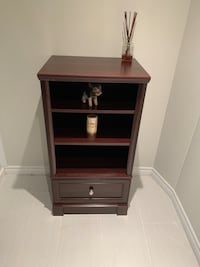 Small shelving unit/drawer from prillos