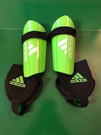 Kids Adidas Soccer Shin Guards Fairfax, 22030