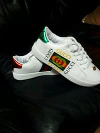 Gucci running shoes new size 38 Toronto, M6A 2H8