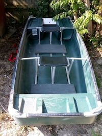 14' boat great condition