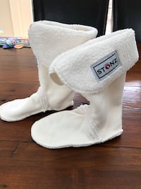 Boot Liners. Toddler size 8. Brand new North Vancouver, V7K 1K8