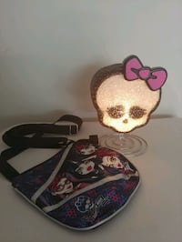 Lamp and purse