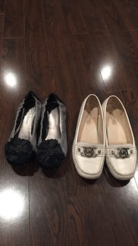 Used: Arturo Chiang (size 6.5) and Michael Kors size 6.5 Laval, H7N 1S6