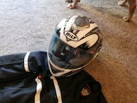 Womens BILT motorcycle helmet S and M jacket