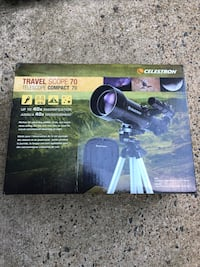 Celestron Travel Scope 70 Purcellville, 20132