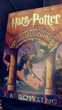 Original Harry Potter book Alexandria, 22304