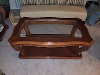 """Coffee table & """"one"""" End table Alexandria, 22306"""