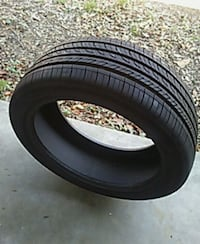 Nexen/N5000 Plus  All Black 17IN Car Tire Tampa, 33612