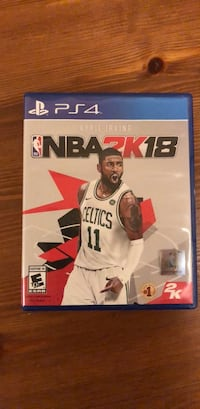 NBA 2K18 for PS4 New York, 11105