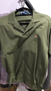 Mint polo shirt medium Toronto, M5M 2C4