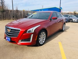 2015 Cadillac CTS Sedan 2.0T AWD Luxury Collection