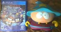 South Park: Fractured But Whole (PS4) & Cartman Wizard Figure London