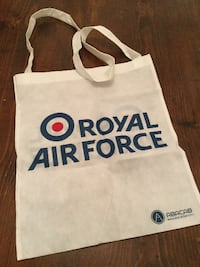 Borsa Royal Air Force Nuova e Originale Torino, 10124