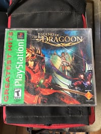 Ps1 game  Fayetteville, 25840