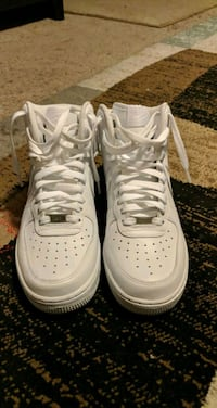Nike Custom Air Force 1 Excellent Condition (W 8)